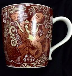 Starbucks 2009 Mermaid Coffee Mug | eBay