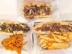 Cheese Steak Shop | 11 Halal Alternatives To Subway - The Halal Food Hunter