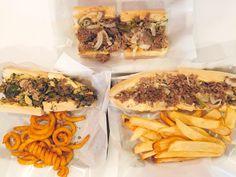 Cheese Steak Shop | 11 Halal Alternatives To Subway - The Halal Food Hunter