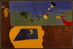 "Joan Miró (1893-1983), ""Animated Landscape"""