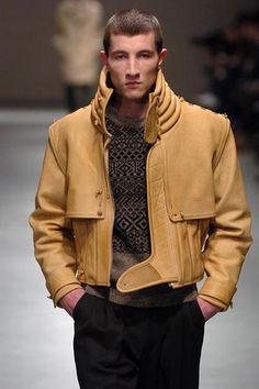 Raf Simons F/W 2005 Menswear