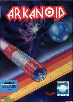 Arkanoid, Amiga 500