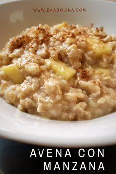 Healthy Desayunos, Easy Healthy Breakfast, Healthy Recipes, Clean Eating Tips, Light Recipes, Veggies, Nutrition, Snacks, Meals