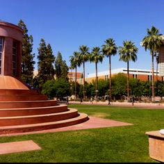 ASU has a beautiful campus