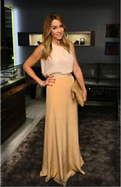 Lauren Conrad wearing Paper Crown at a David Yurman Event