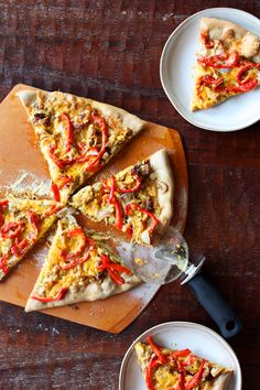 the only pizza dough recipe you will ever need. - Elise Blaha :: enJOY it.