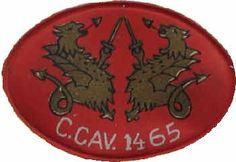 Companhia de Cavalaria 1465 do Batalhão de Cavalaria 1868 Angola