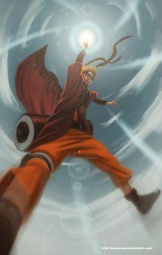 Naruto rasen-shuriken