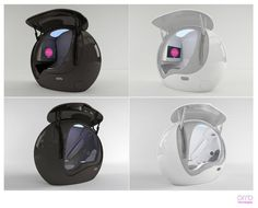 This Futuristic Womb Like Pod Is Designed To De Stress Your Workday