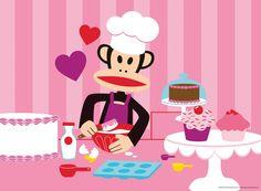Paul Frank baker