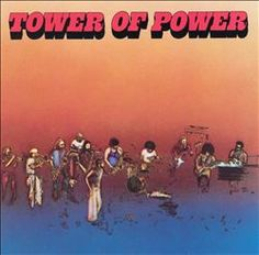 Tower of Power - Tower of Power.  A while back, I decided it would be a good idea to digitize my vinyl albums.  This is one of the first ones I ripped.  Now I realize that the value of my vinyl collection is not just having the music, but the act of listening to the music on vinyl - placing the disc on the platter, getting up to turn it over to side 2, etc.  I haven't ripped any albums since.  At any rate, this was a favorite album and band back in the 70's.  Bay area funk as good as it…
