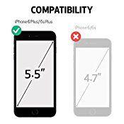 LifeProof FRE POWER iPhone 6 Plus/6s Plus Waterproof Case (5.5″ Version) – Retail Packaging – BASE JUMP BLUE