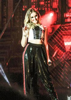 Perrie Edwards Salute Tour