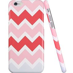 iPhone 6 Case, ESR the Beat Series Protective Case Bumper[Scratch-Resistant] [Perfect Fit] Hard Back Cover with Pink and White Chevron Pattern for 4.7 inches iPhone 6 (Pink Chevron) ESR http://www.amazon.com/dp/B00N4ONRC2/ref=cm_sw_r_pi_dp_IFtYvb1PY3ZG5
