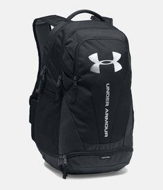 UA Hustle 3.0 Backpack, Black , zoomed image