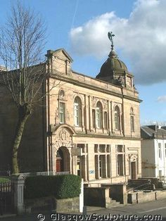 Dennistoun Public Library, Glasgow