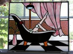 stained glass images bathtubs | Recent Photos The Commons Getty Collection Galleries World Map App ...