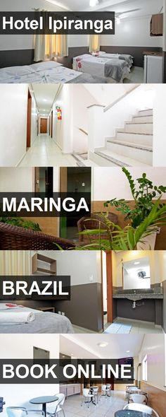 Hotel Hotel Ipiranga in Maringa, Brazil. For more information, photos, reviews and best prices please follow the link. #Brazil #Maringa #hotel #travel #vacation