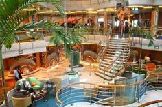 Diamond Princess Cruise Ship Layout | Vision of the Seas Cruise Ship Information - Royal Caribbean ...