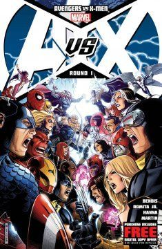 Avengers Vs X-Men sbanca il botteghino!