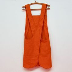 How to Sew a Cross Back Apron Apron Pattern Free, Sewing Patterns Free, Free Sewing, Dress Patterns, Apron Patterns, Japanese Sewing Patterns, Shirt Patterns, Pattern Sewing, Pants Pattern