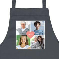 Chaque mamie est unique et vous souhaitez donc lui offrir un cadeau qui le soit également! Besoin d'inspiration pour un cadeau pour la Fête des grands-mères? Visitez notre site CadeaupourGrand-mère.fr pour des idées cadeaux originales. Comme ce tablier de cuisine personnalisé! #cadeaumamie #mamie #grandmere #fetedesgrandsmeres #cadeaufetedesgrandsmeres  #cuisine #cadeauphoto #cadeaumere #mere #maman #cadeaumaman