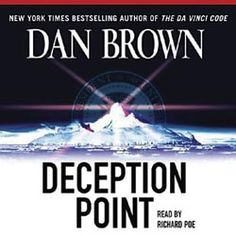 """Dan Brown is pretty much a genius.  Can't wait to read """"Digital Fortress"""" :D"""