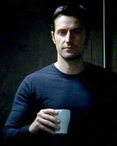 Is it for me that coffee, darling? :) [Lucas North]