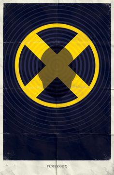 Marvel Minimalist Posters Created byMarko... | HeroChan