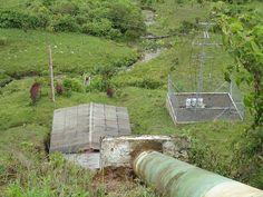 Casa de máquinas - Tubería de presión - Subestación elevadora