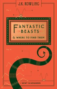 Fantastic Beasts and Where to Find Them Wiki Harry Potter, Harry Potter Shop, Harry Potter Gifts, Harry Potter Books, Jk Rowling Fantastic Beasts, Fantastic Beasts And Where, Hogwarts Library, Library Books, Read Books