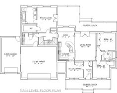 Homes concrete house plans House plan