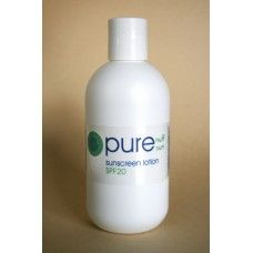 Pure Nuff Stuff Sun Cream (SPF Using titanium dioxide to form a barrier to protect you (without the use of nanoparticulates). Vegan Friendly, Sunscreen, Shea Butter, Natural Skin Care, Lotion, Pure Products, Beauty Products, Personal Care, Cream