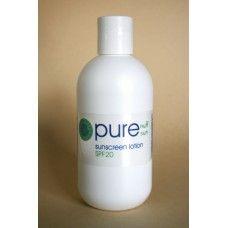 Sun Cream SPF20 made by Pure Nuff Stuff Ltd in #Cornwall - £14.00