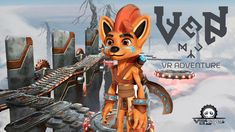 Playstation, Image 3d, Animation, Viera, Princess Zelda, Adventure, Fictional Characters, Gaming, Animation Movies