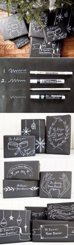 好的包装让礼物精致有格调,心意满满(多图)