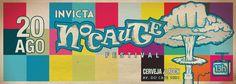 Para comemorar 5 anos de #Invicta e sua mais nova fábrica, a #cervejaria organizará um evento open #barcom todas as cervejas da Invictadisponíveis, além de várias cervejarias convidadas – totalizando DEZENAS de rótulos para os Invictos degustarem à vontade – e a presença de food trucks com vasta gama gastronômica. Além das melhores cervejas artesanais do país, rolarátambém obom e velho rock n' roll, pois a Invicta acreditaque cerveja e #rock harmonizam muito bem.