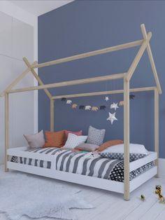 Bring your children's bedroom to life with our range of Bedroom Furniture. Shop bunk beds, children's beds, cabin beds & novelty beds for kids. Kid Beds, Bunk Beds, Childrens Beds, Bed Frame, Kids Bedroom, Bedroom Furniture, Toddler Bed, New Homes, Nursery