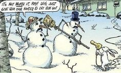 Winter Humor | Snowpeople Robbery #funny #winter #snowman