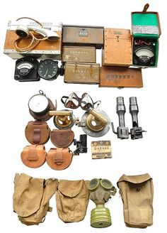 German military surplus K98 Mauser rifle cleaning kit