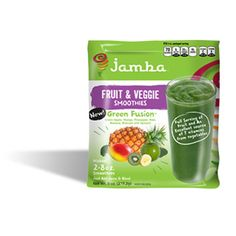 Jamba Juice Smoothie Kits. Fruit  Veggie, yum! @Influenster