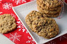 Spiced Oatmeal Raisin Cookies | Real Housemoms