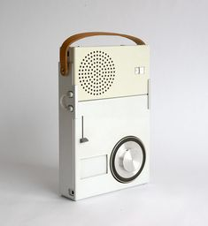 Braun 1959 Portable Transistor Radio and Phonograph (model TP (MOMA Collection) Dieter Rams Office Gadgets, High Tech Gadgets, Technology Gadgets, Cool Gadgets, Kitchen Gadgets, Unique Gadgets, Baby Gadgets, Camping Gadgets, Travel Gadgets