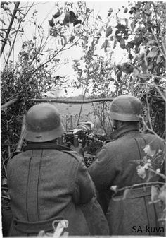 Finnish JR6 machine-gun position Aleksandrovka 1941.09.19