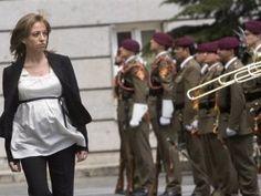 Fallece Carme Chacón, primera ministra de Defensa de España
