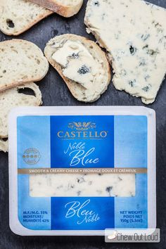 Castello Summer of Blue — Blue Cheese, Apple and Candied Pecan Salad