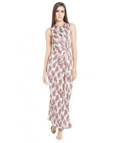 95f316e25f8 Off white maxi dress. Look like a vision straight out of the dream by  wearing. Buy Dresses OnlineWhite ...