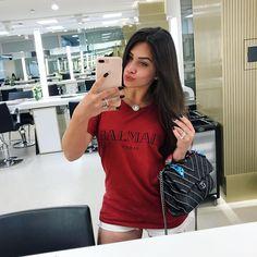 """165.1 mil curtidas, 938 comentários - Flavia Pavanelli (@flaapavanelli) no Instagram: """"Pulinho em SP pra amanhã viajar de novo  dia de manutenção de unha e cílios com as minhas…"""""""