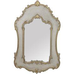Selectives French Vanity Wall Mirror