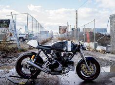 Walt Siegl's Ducati Leggero Series